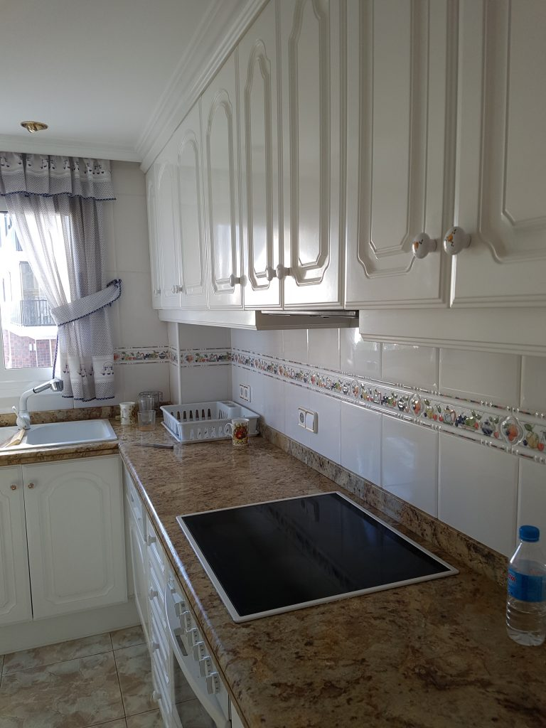 kitchen-holiday home spain alicante