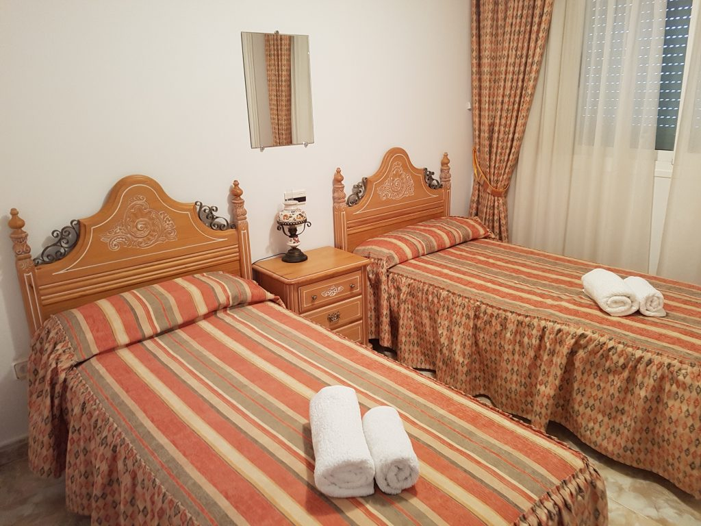 bedroom 1-holiday-home-alicante
